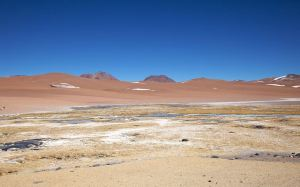 The Salar de Arizaro. Beats a wet January in the UK, that's for sure.