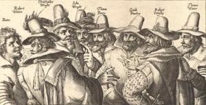 by Unknown artist,print,(circa 1605)