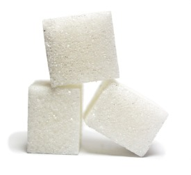 """Refined"" sugar is almost entirely made up of a molecule called sucrose."