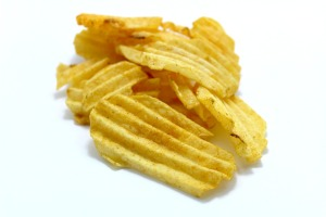 Acrylamide occurs naturally in fried, baked, and roasted starchy foods.