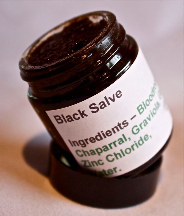 Image result for black salve
